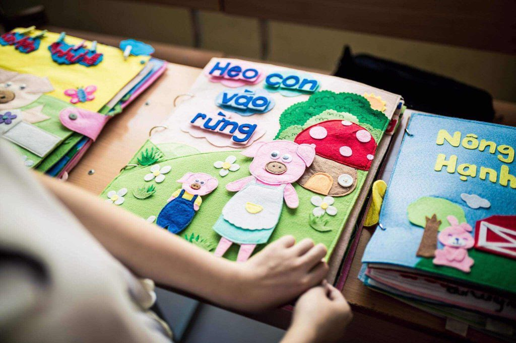 sách truyện cho bé quốc tế thiếu nhi