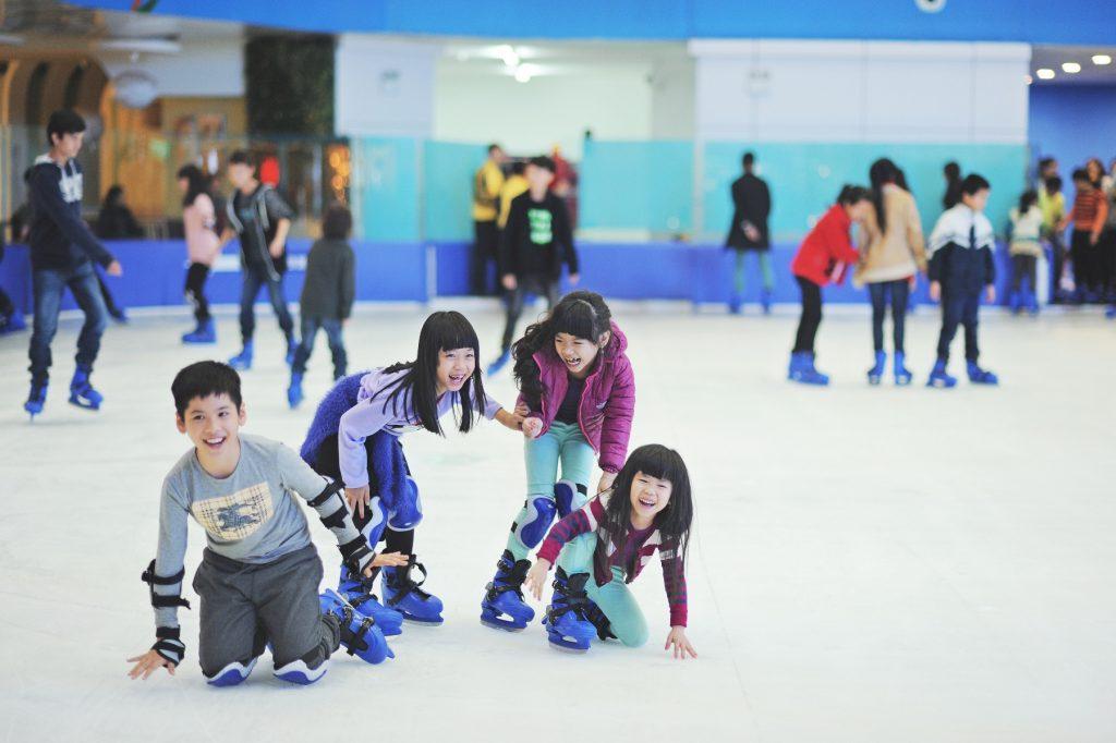 vincom ice rink