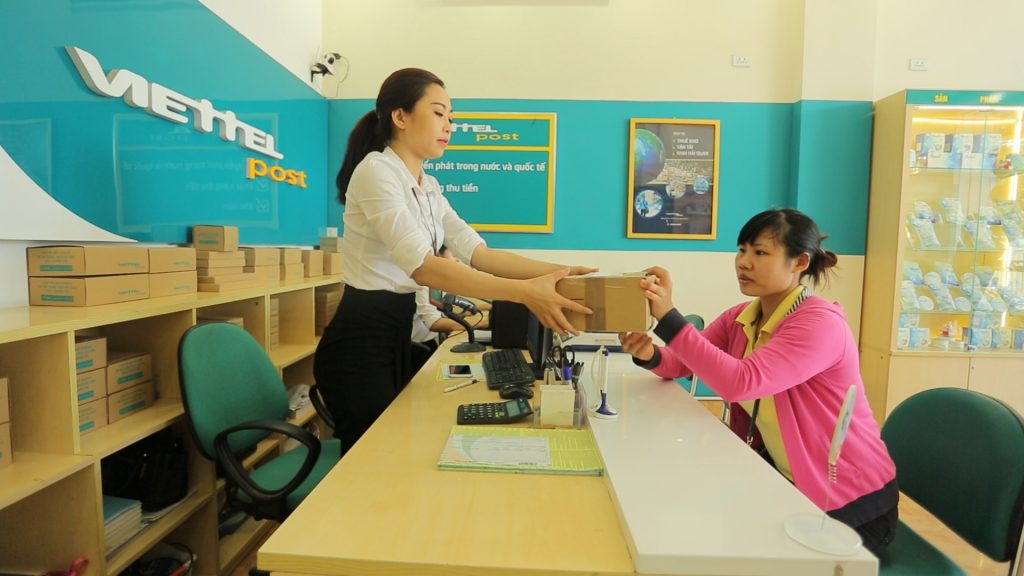 Viettel Post gần đây