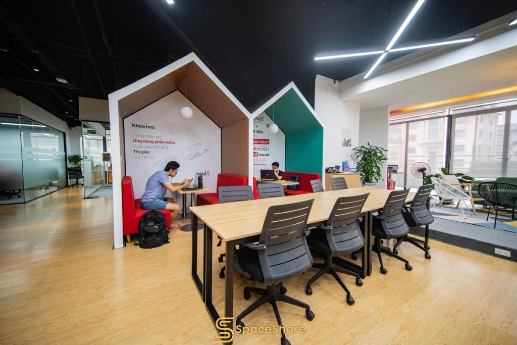 MindX Coworking Space