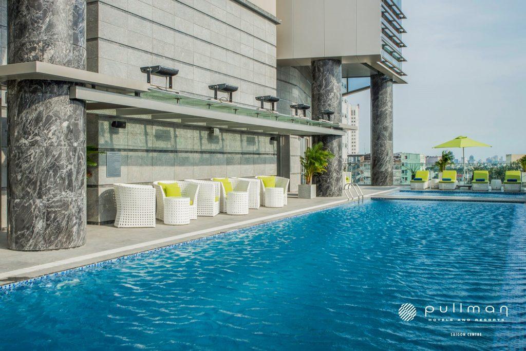 Pullman Saigon Centre Swimming Pool