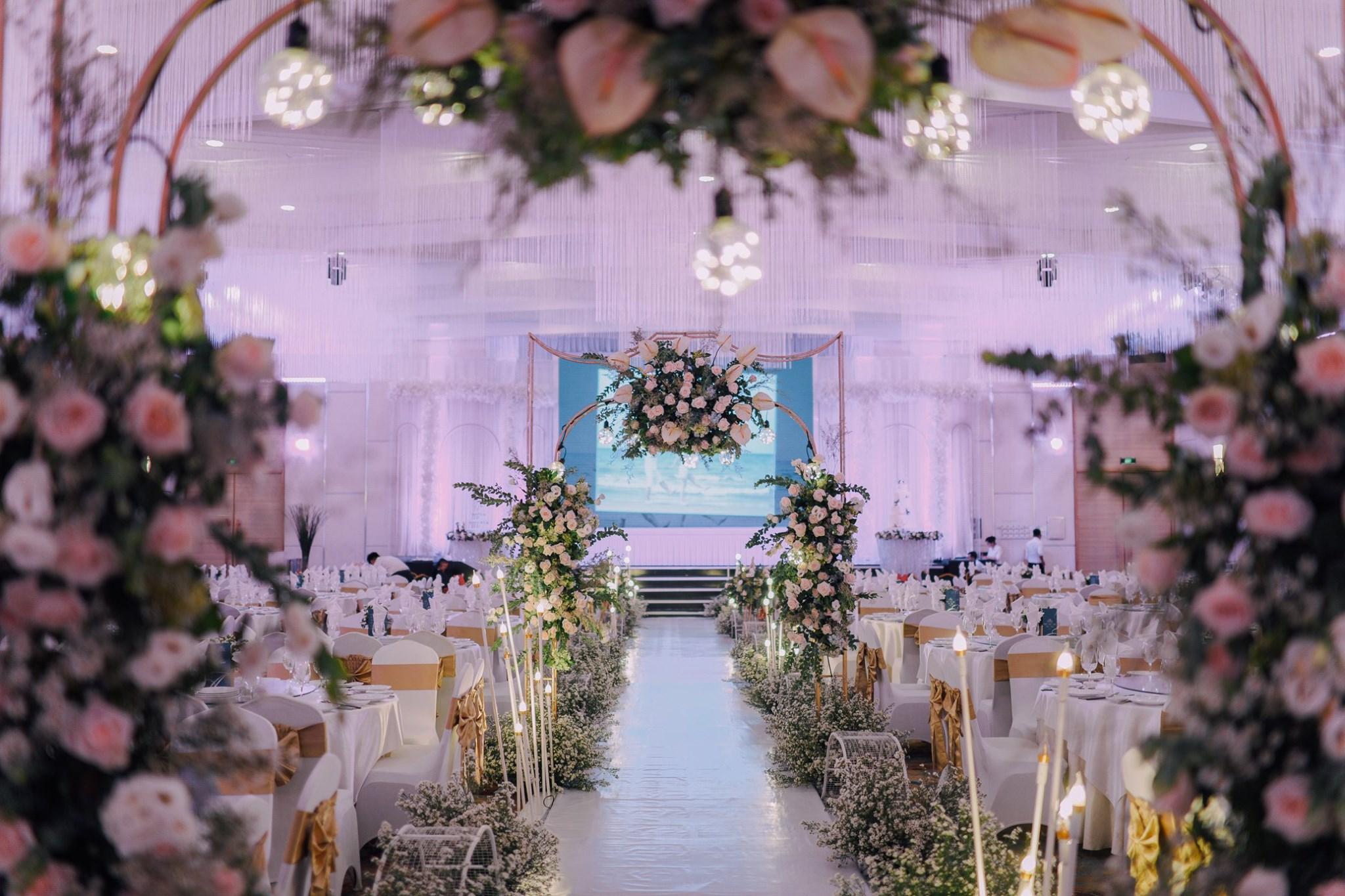 Nhà hàng tiệc cưới The ADORA