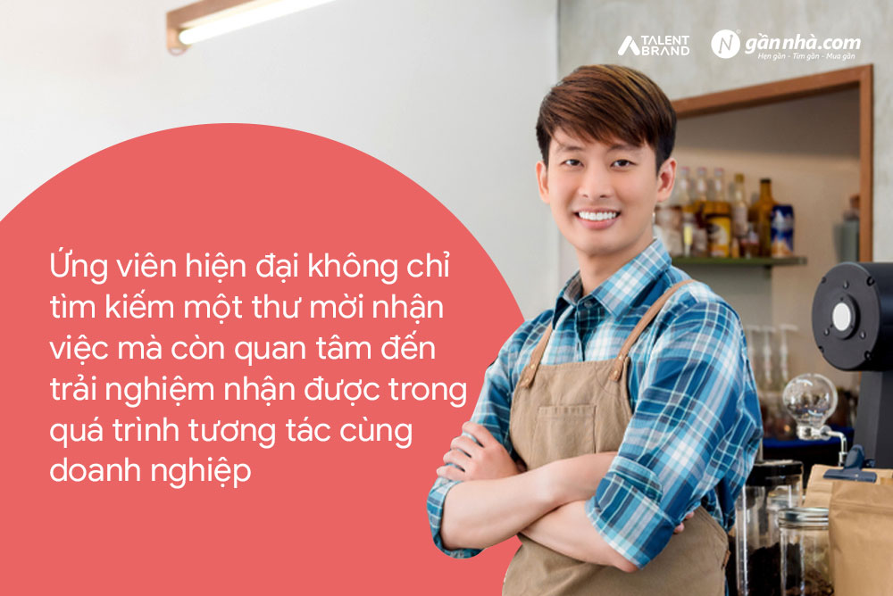 Candidate Experience trong ngành bán lẻ