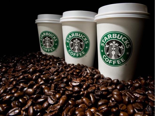 cửa hàng cà phê Starbuck gần nhất