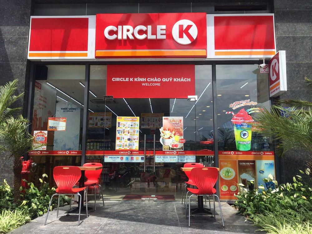 Danh sách cửa hàng Circle K TP.HCM